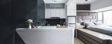 How clever design made 270 sq ft Hong Kong flat a spacious home ...