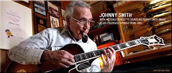 Johnny Smith (1922 - 2013) | Benedetto Guitars