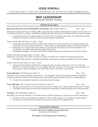 Resume Event Coordinator Resume Sample