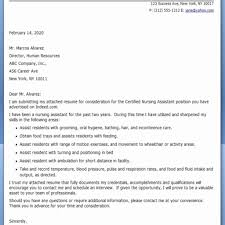 Cover Letter For Cna Resume Cover Letter Cna Fresh Best S Of Cna Cover Letter Sample Cna 66