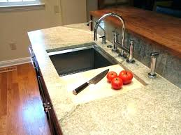 over sink cutting board executive chef kohler top mount bo