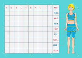 Weight Loss Measurement Tracker 14 Things You Wont Miss Out If You The Chart Information