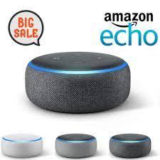 Shop bán Amazon Echo Dot 3 - Loa thông minh thế hệ mới nhất 2019