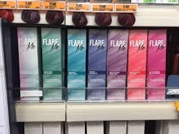 Clairol Flare Me Dark Color Chart Bedowntowndaytona Com