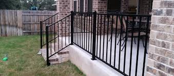 wrought iron railing. Add Wrought Iron Railing