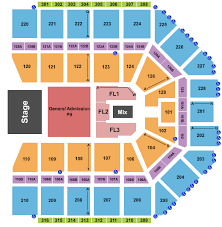 Metallica Seattle Seating Chart Van Andel Arena Tickets With No Fees At Ticket Club