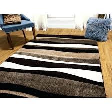 5 gallery black brown blue area rugs and grey rug idea entry aqua in bazaar gal black brown 8 ft x indoor area rug