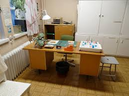 School Nurse Office Design