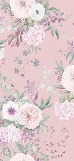 Pin by Gladys Griffith on CẢNH (ANIME) | Flower phone wallpaper, Cute  patterns wallpaper, Watercolour texture background