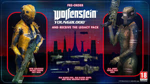 Youngblood Wolfenstein Youngbloods Deluxe Edition Is Up For Pre Order