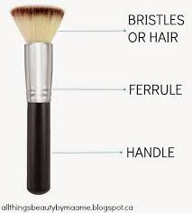 now let s move on to makeup brush hair types there are six diffe types of makeup brush hairs goat hair pony hair sable hair badger hair