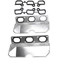 Intake & <b>Exhaust Manifold</b> Gasket - Low Price Guarantee | CarParts ...