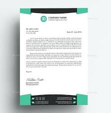 Letterhead Design In Word Professional Letterhead Templates Free Sample Example Format