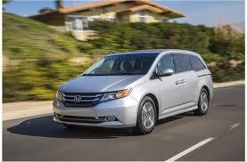 5 Best Minivans Of 2017 Photos And Details U S News