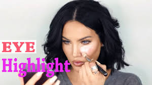 eye highlight makeup tutorial stani eye makeup video 2016