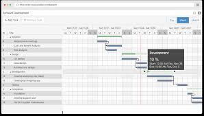 Online Gantt Chart Maker Online Gantt Chart Tool