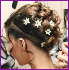 Coiffure Mariage Enfant Cheveux Court Bouclé 72202 Coiffure