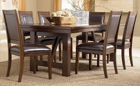 dining room chair ashley furniture hyland dining room table set images leather chairs with arms black