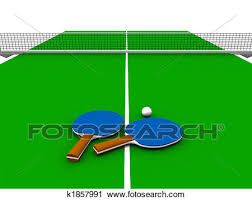 ping pong table clip art. Delighful Ping A Ping Pong Table  Deux Manettes Et A Balle Sur It For Ping Pong Table Clip Art B