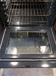 how to clean your oven door naturally free checklist