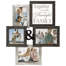 Collage and Sentiment Picture Frame