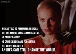 V For Vendetta Quotes Custom 48 Mind Blowing Quotes From V For Vendetta To Trigger Your Thoughts