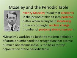 History of the Periodic Table. - ppt video online download