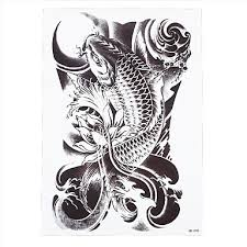 099 Tetovací Nálepky Zvířecí řada Non Toxic Vzor Spodní část Zad Waterproofdámské Pánské Dospělý Flash Tattoo Dočasné Tetování