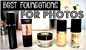 best foundations flash photography high end makeup tutorials