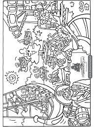 Pretpark Drawings Zomer Kleurplaten Kleurplaten En Pretparken