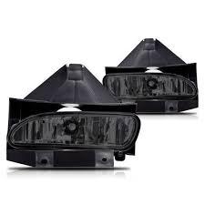 mustang fog lights ebay 99 04 Mustang Fog Light Wiring Harness mustang smoked fog lights 99-04 Mustang Ignition Starter Switch