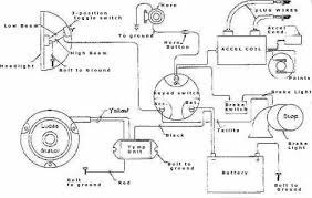 triumph wiring dual coil points