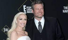 Gwen Stefani and Blake Shelton's five ...