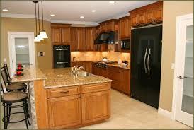 modern cherry kitchen cabinets. Wonderful Kitchen Kitchen DecorationBacksplash Ideas For Black Granite Countertops And Maple Cabinets  Modern Dark Intended Cherry