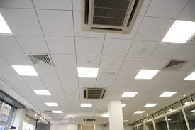 Office ceilings Acoustic Transform Your Workplace With Suspended Office Ceiling Armstrong Building Solutions Suspended Office Ceiling Office Ceilings Bolton Manchester Leeds