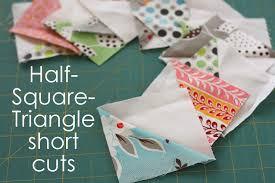 Quilt Block Construction Tips   Half square triangles, Triangles ... & Quilt Block Construction Tips Adamdwight.com