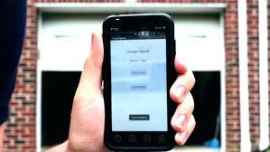 myq garage door controller smart garage door garage door remote app large size of chamberlain garage door opener app for