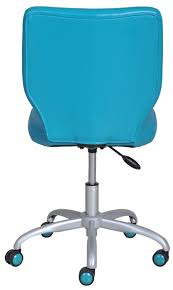 teal office chair. Teal Office Chair B