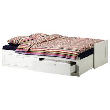 BRIMNES Daybed frame with 2 drawers - IKEA