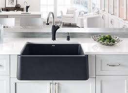 blanco farmhouse sink. Perfect Sink BLANCO IKON Apron Front Sink To Blanco Farmhouse A