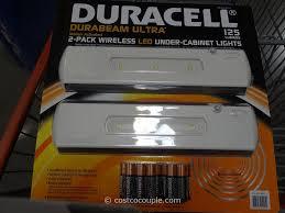 cabinet lighting duracell led best battery powered under cabinet lighting reviews design best battery