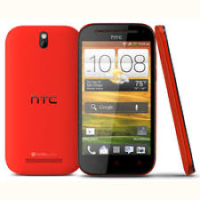 HTC One SV in fiery red now available ...