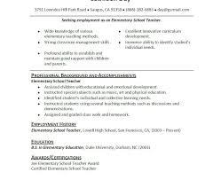 Experienced Resume Template Extraordinary Resume Templates Best Template For No Work Experienceample