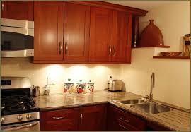Natural Cherry Wood Kitchen Cabinets Home Design Ideas Kitchen