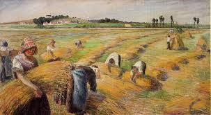 Pissaro, The Harvest