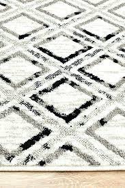 black and white pattern rug black and white geometric rug modern grey rugs flooring met 4 black and white pattern rug modern round geometric