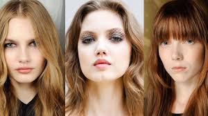 hairstyles to flatter round faces