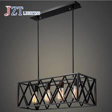 cheap vintage lighting. Z American Retro Industrial Wind Black Iron Pendant Lamp Chandelier For Livingroom Bedroom Restaurant Commercial Premises Cheap Vintage Lighting R