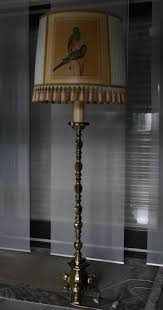 Lampe Stehlampe Messing Messing Stil Flämischer