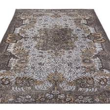 k0017497 blue light blue turkish vintage rug 5 7 x 9 4 67 in x 112 in kilim com the source for authentic vintage rugs kilims